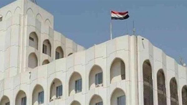 أسرع رد للخارجية العراقية..نرفض تغريدة وزير الخارجية البحريني بشأن الحشد الشعبي