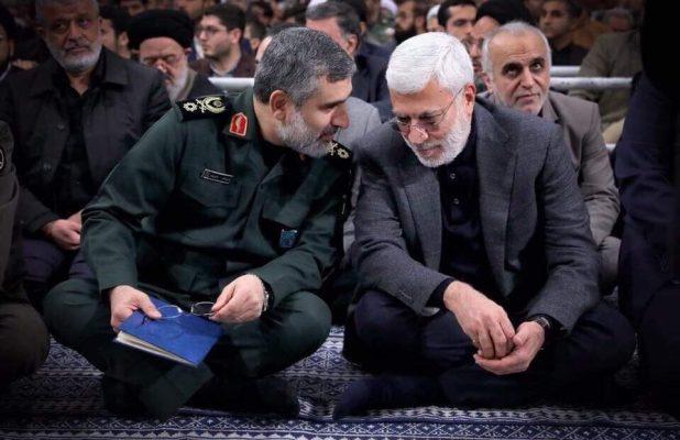 """النجيفي: """"المهندس""""يريد  تدمير العراق لصالح بلده إيران"""
