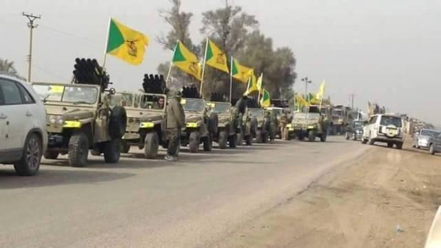 بغداد وذي قار تحت سيطرة مليشيا كتائب حزب الله