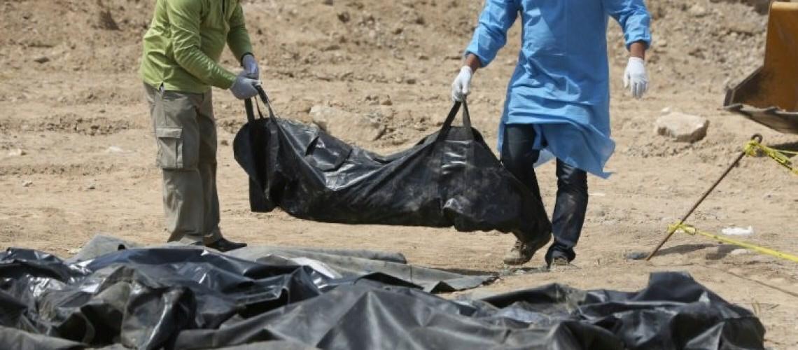 الإنسان النيابية:حكومة عبد المهدي بصمتها شريك في جرائم مليشيات الحشد