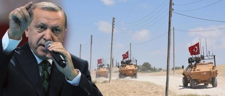 أردوغان:قواتنا ستدخل شرق الفرات السوري