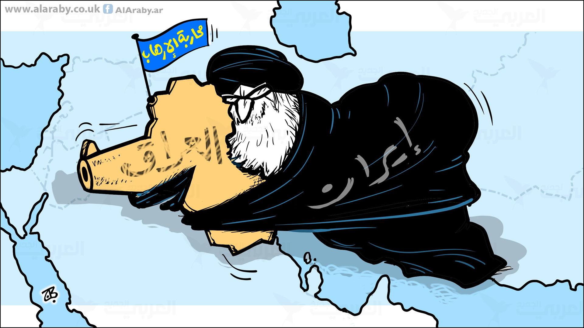 القرار بيد النظام الايراني!