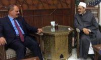مشيخة الأزهر ونقابة الصحفيين العراقيين يتبادلان تهان العيد ويتفقان على نشر مباديء التسامح