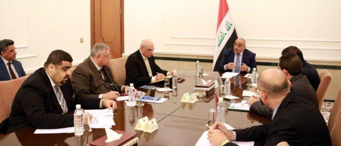 """السيد """"عادل عبد المهدي"""" سيغرقه الفساد وهو يصرخ: """"أريد دليلاً""""!!"""