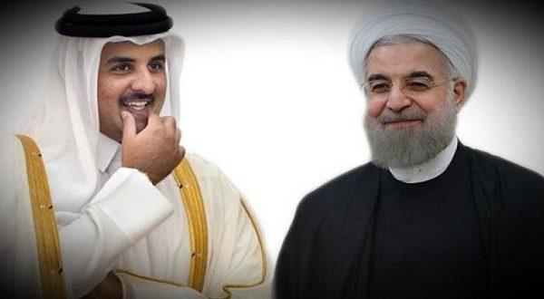 تعزيز التعاون بين إيران وقطر