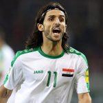 نادي مصري يتعاقد مع اللأعب العراقي همام طارق