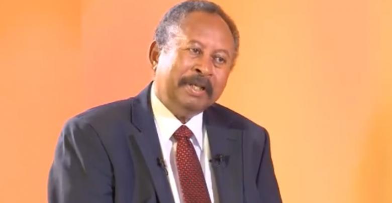 حمدوك:الملف الاقتصادي الاسبقية الأولى في إصلاح الوضع السوداني