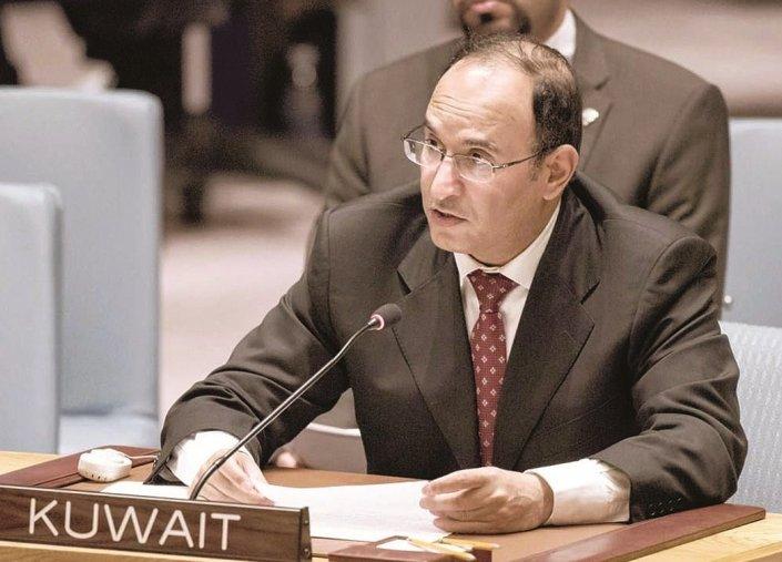 الكويت تدعو الدول المانحة إلى الوفاء بالتزاماتها تجاه إعمار العراق