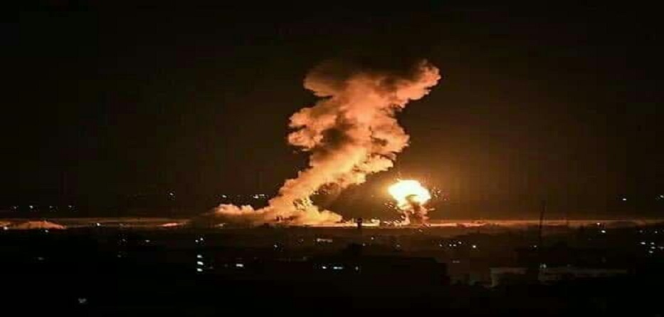 إسرائيل تقصف ميليشيات الحشد مجددا في البو كمال السورية