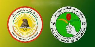 اجتماع بين حزبي بارزاني وطالباني لإنهاء التوتر بينهما