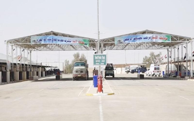 ائتلاف المالكي يحذر من إعادة فتح منفذ عرعر الحدودي مع السعودية!
