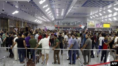 الغزالي:استثمار مطار النجف لصالح المحافظة