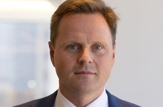 ستيفن هيمي السفير البريطاني الجديد في العراق