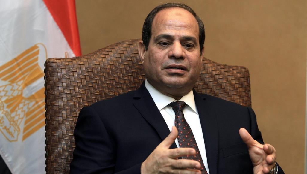السيسي في إشارة ضمنية.. إيران دمرت العراق