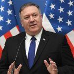 بومبيو:إيران وراء أستهداف منشآت شركة أرامكو السعودية