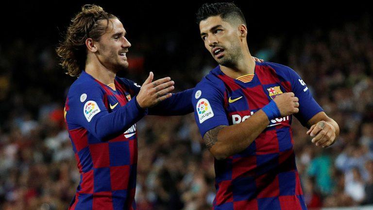 تعرف على تشكيلة فريق برشلونة في مباراته مع فريق بوروسيا دورتموند الألماني مساء اليوم