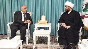 ميليشيا العصائب ترفض إقالة عبد المهدي