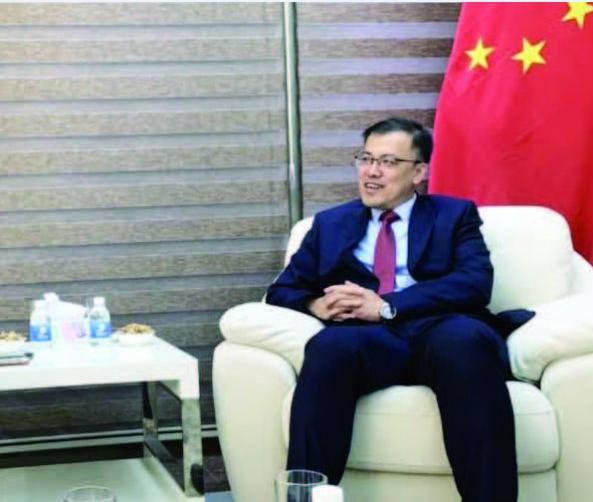 تاو:عبد المهدي سيوقع اتفاقيات مختلفة مع الصين