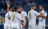 تشكيلة ريال مدريد في مباراة اليوم ضد إشبيلية