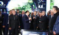 عبد المهدي:الشركات الصينية ستساهم في تطوير الكهرباء بالعراق