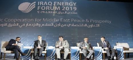 تولر:العراق يسير في الاتجاه الخاطئ والغاز العراقي يحرق تبذيرا من أجل استمرار توريد الغاز الإيراني