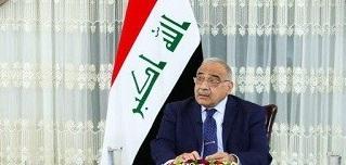 عبد المهدي:التيار الصدري من دفع وزير الصحة إلى الاستقالة وتراجع لاحقا