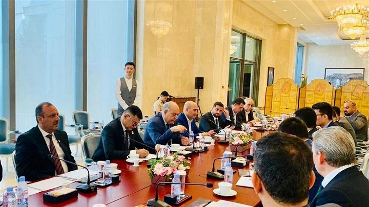الياسري:شركة هواوي الصينية قريبا في النجف