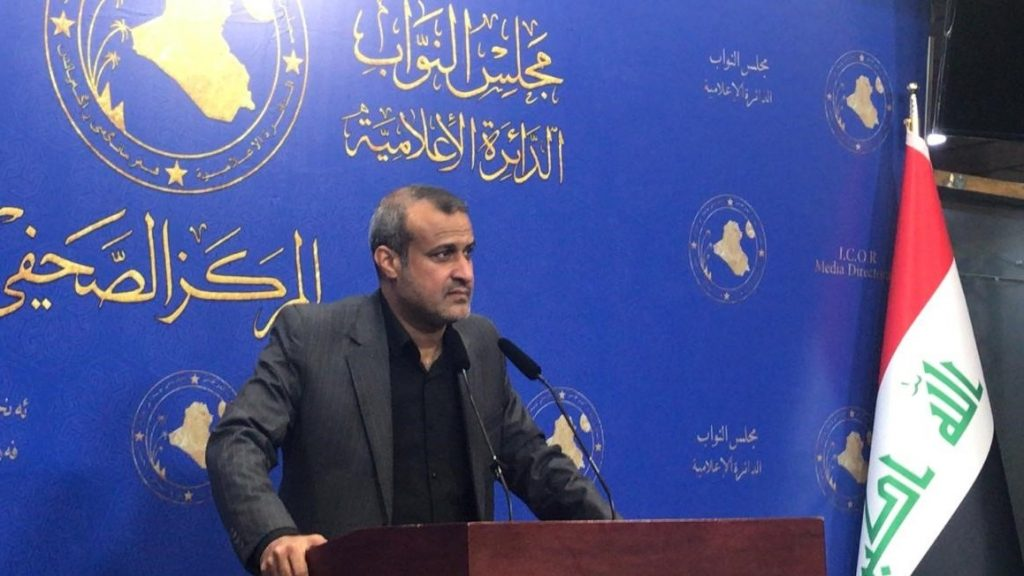 """الصيادي:مدير أمن الحشد الشعبي """"حرامي ومجرم """" يغتصب مزارع المواطنين بقوة السلاح"""