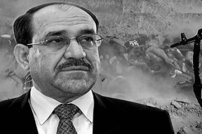 """نائب:المالكي سيصاب بـ""""الجلطة""""إذا لم يشغل منصب نائبا لبرهم صالح"""