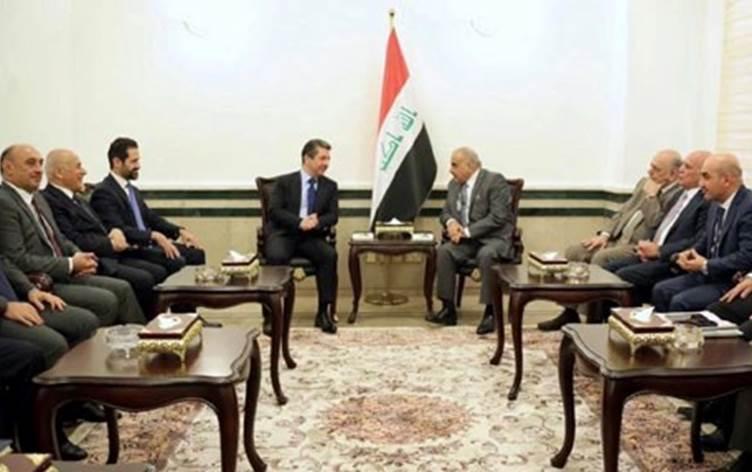 مصدر:وفد كردي سيتوجه إلى بغداد مطلع الأسبوع المقبل لفرض الشروط مقابل 17% من الموازنة