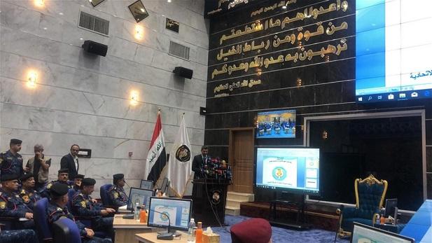 الداخلية:الشرطة الاتحادية ستستلم ملف  أمن أربع محافظات في الشهر المقبل