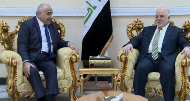 ائتلاف النصر:العبادي الأوفر حظاً لرئاسة الوزراء بعد إقالة عبد المهدي