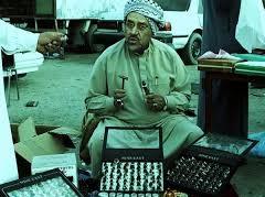 مكتبه:المالكي مليادير منذ أن كان في إيران وأبنه أحمد في فلندا يدير أموال العائلة في أوروبا ولبنان وطهران وسوريا