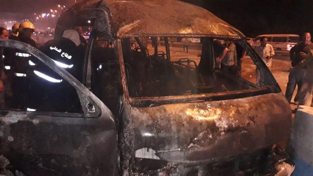"""مصدر أمني:تفجير عجلة عند مدخل كربلاء نفذ من قبل """"ميليشياوي"""""""