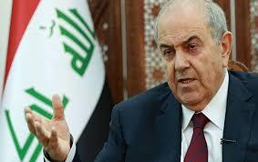 الحشد الشعبي لعلاوي:لولا الحشد لكنت خارج العراق!!