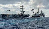 تعزيزات عسكرية أمريكية إلى الخليج واقسى العقوبات على إيران