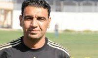 أحمد خلف مدربا لنادي الطلبة