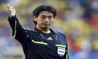 الحكم الياباني جومبي يقود مواجهة المنتخب العراقي مع كمبوديا