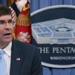 إسبر:نقل القوات الأمريكية من سوريا إلى العراق