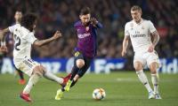 تأجيل مباراة برشلونة وريال مدريد يصب في صالح الأول