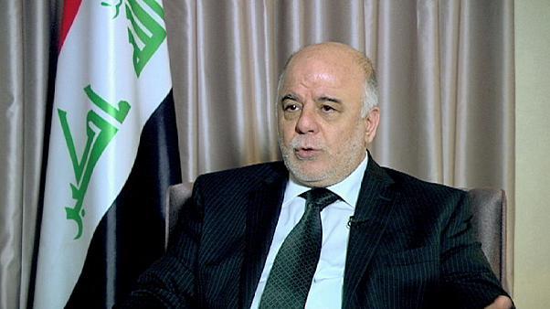 العبادي يطالب باستقالة حكومة عبد المهدي والاعتذار للشعب