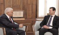 العراق وسوريا يؤكدان على تعزيز العلاقات بينهما في كافة المجالات