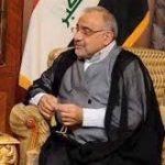 صحيفة بريطانية:عبد المهدي سيقدم استقالته قبل يوم 25/10