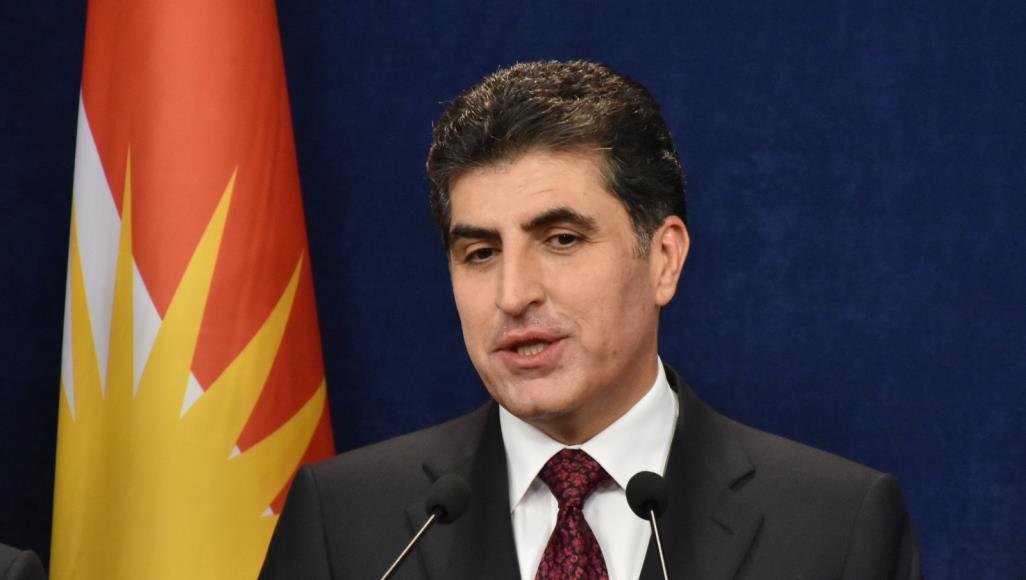 نيجيرفان:لامانع لدينا من تعديل الدستور بما يضمن حقوق الأكراد
