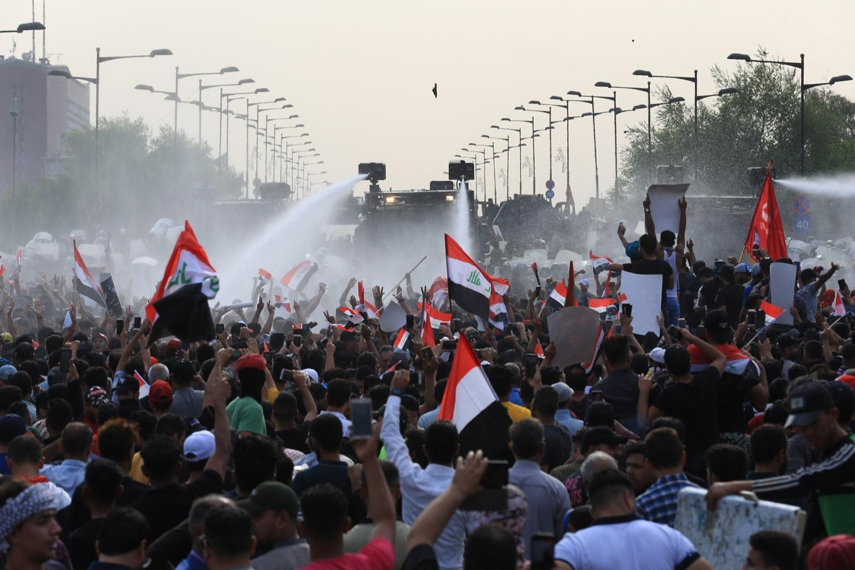 العراق الصفحة الثانية من ملحمة الانتفاضة