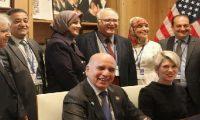 السفارة الأمريكية:التوقيع على مذكرة تفاهم مع العراق لإعادة إعمار المناطق المحررة