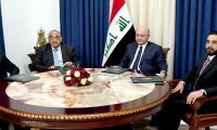 الرئاسات الثلاث تجتمع لاحتواء غضب الشارع العراقي
