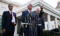 واشنطن تفرض عقوبات اقتصادية على 3 وزراء أتراك