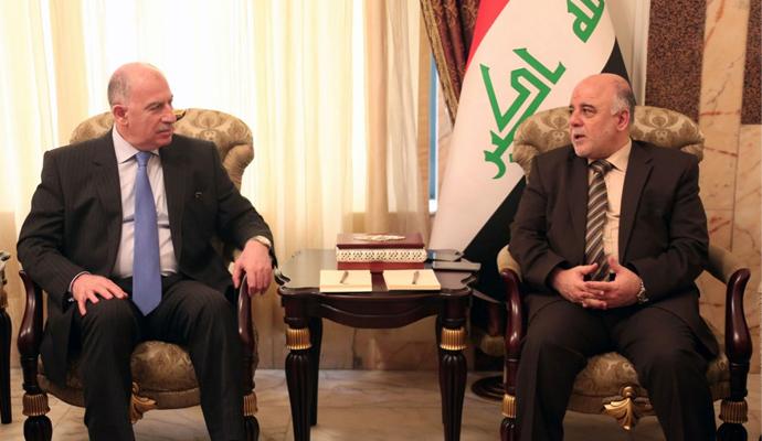 النجيفي يعلن عن إتفاقه مع العبادي لاستجواب عبد المهدي برلمانيا
