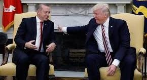 أوبراين:ترامب سيلتقي أردوغان الأربعاء المقبل